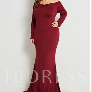 ⚡FLASH SALE NWT Plus size maxi dress